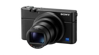Sony RX100VII Right Tele