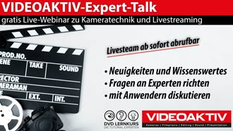 2020 04 VIDEOAKTIV Expert Talk News