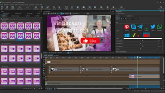 AquaSoft video creator baecker web