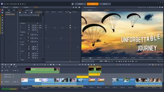 Pinnacle Studio 24 Title Editor web