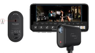 CES 2020: Livestream Mevo Start - günstigere Full-HD-Streaming-Cam