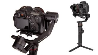 Gimbal Manfrotto MVG460FFR
