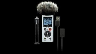 Olympus LS P1 Podcaster Kit