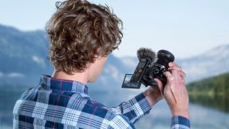 Olympus Videographer Kit