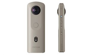 Ricoh Theta SC2 Business: mit Time-Shift-Shooting und Kontrastausgleich