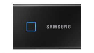 Samsung Portable SSD T7 Touch web