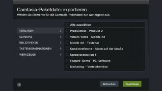 TechSmith CamtasiaPackage