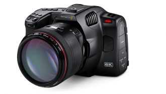 Blackmagic Pocket Cinema Camera 6K Pro: handliche Cine-6K-Kamera