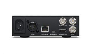 Blackmagic Web Presenter HD back web