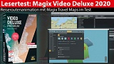 Magix Video Deluxe 2020: Amateur-Schnittsoftware plus Travel Maps im Test