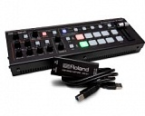 Roland V-1HD+ und UVC-01: Streaming-Mischer und USB-Video Capture