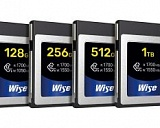 Wise Advanced: neue CFexpress-Karte mit 1 Terabyte